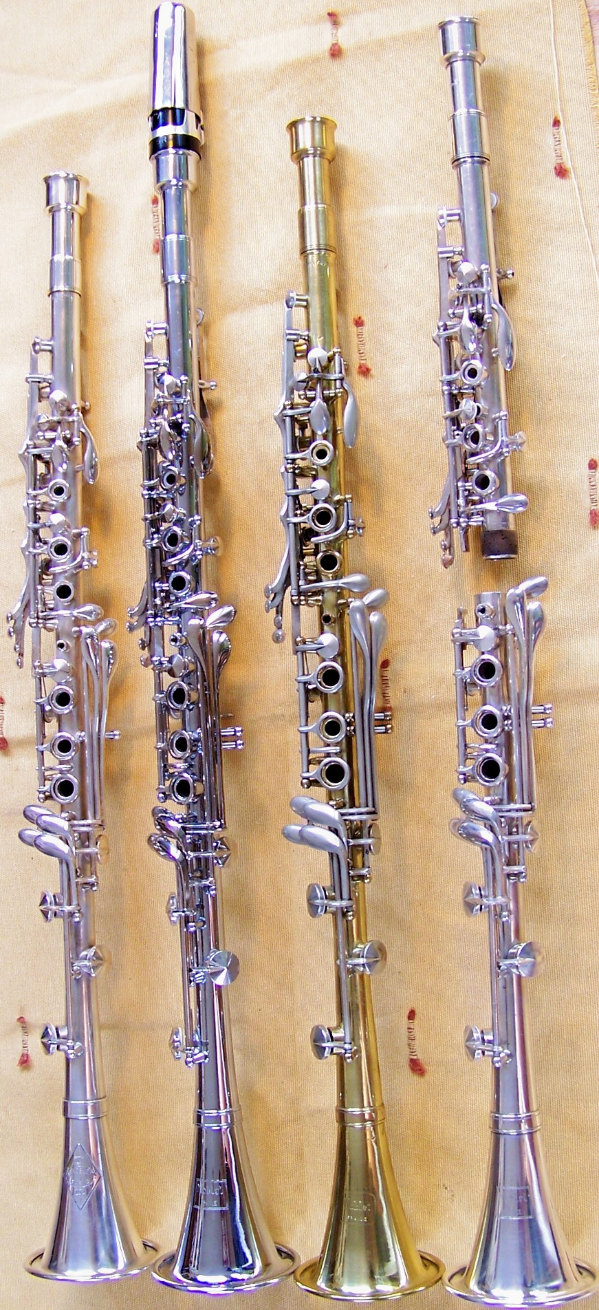 Good metal clarinets clarinetpages for How much is a used yamaha clarinet worth